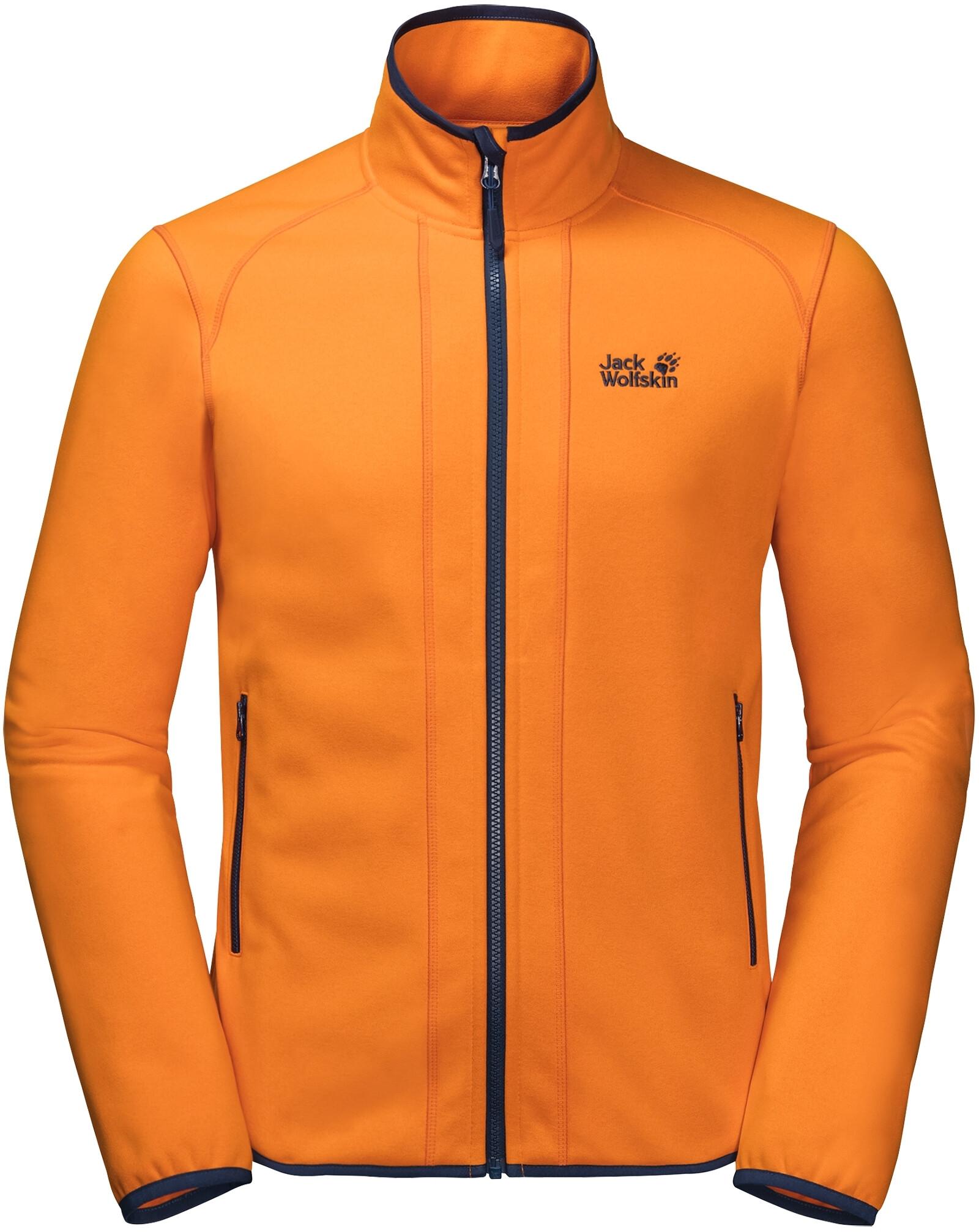 buy popular 3835e b0f55 Jack Wolfskin Hydro Jacke Herren rusty orange